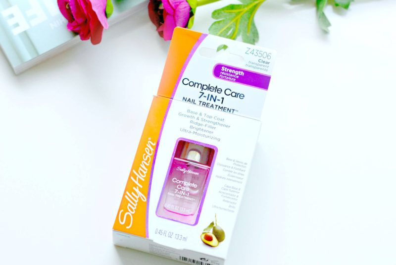 Complete Care 7-in-1 nail treatment Sally Hansen verpakking