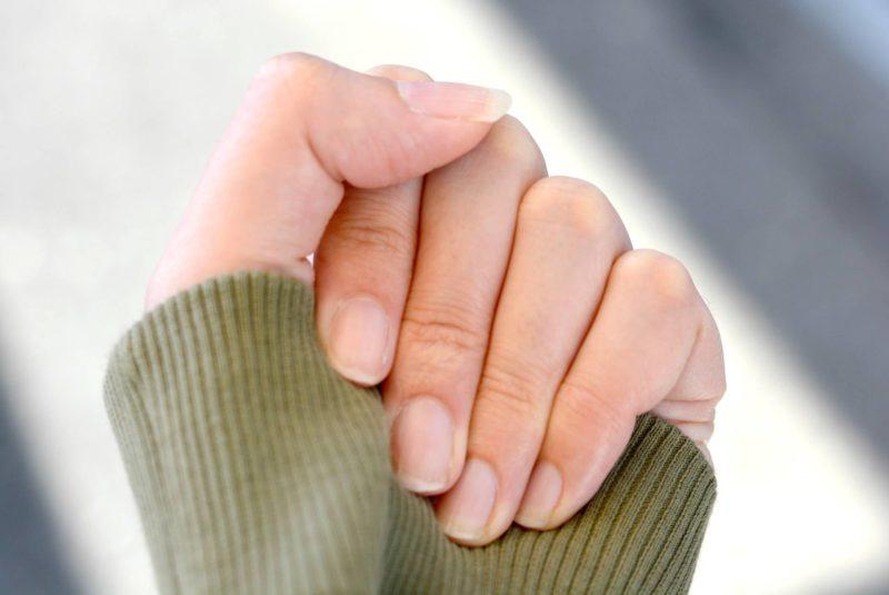Nagels naturel zonder nagellak imfeelinggood