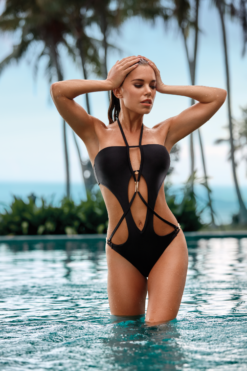 Sylvie Meis Swim Collectie Monikini Gaia