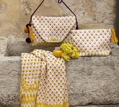 Fashion | Antik Batik voor L'occitane Limited Edition
