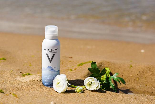 Vichy Thermaal bronwater verstuiver - advertorial