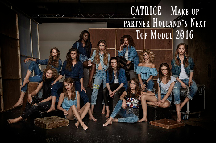CATRICE | Make up partner Holland's Next Top Model 2016