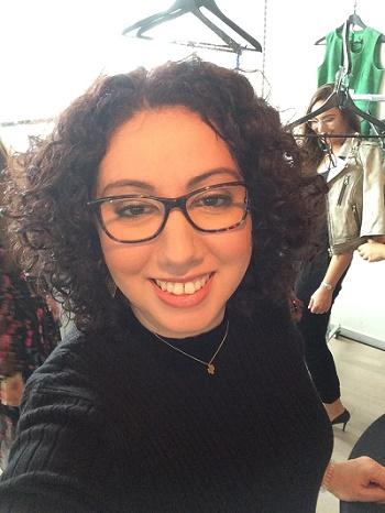 Amina op SpecTrends event - imfeelinggood.nl