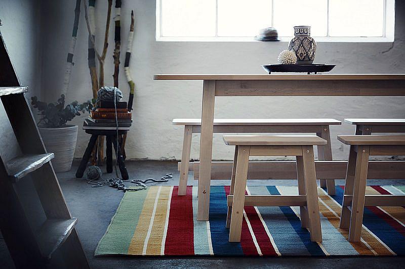 Ravnsö rug IKEA 2016