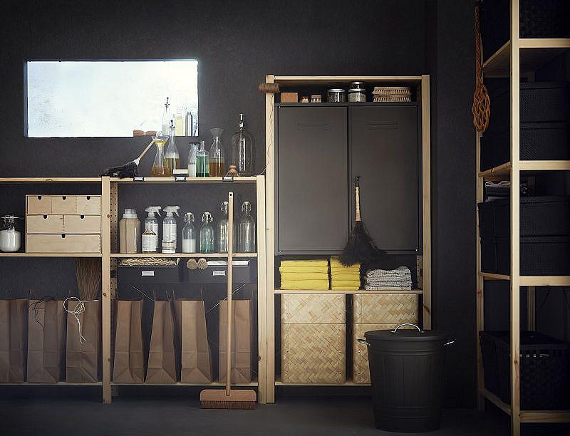 IVAR CABINET IKEA 2016
