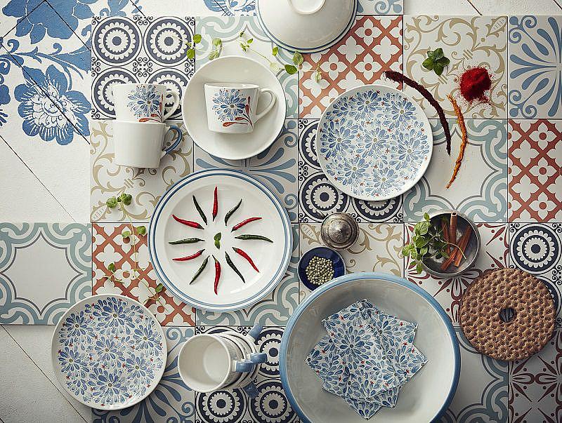Finstilt Dinnerware IKEA 2016
