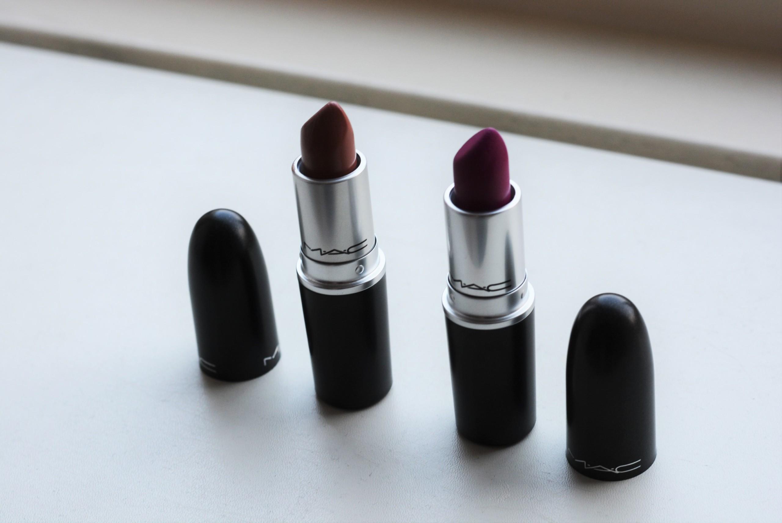 WIN 2 x een Lipstick van MAC!
