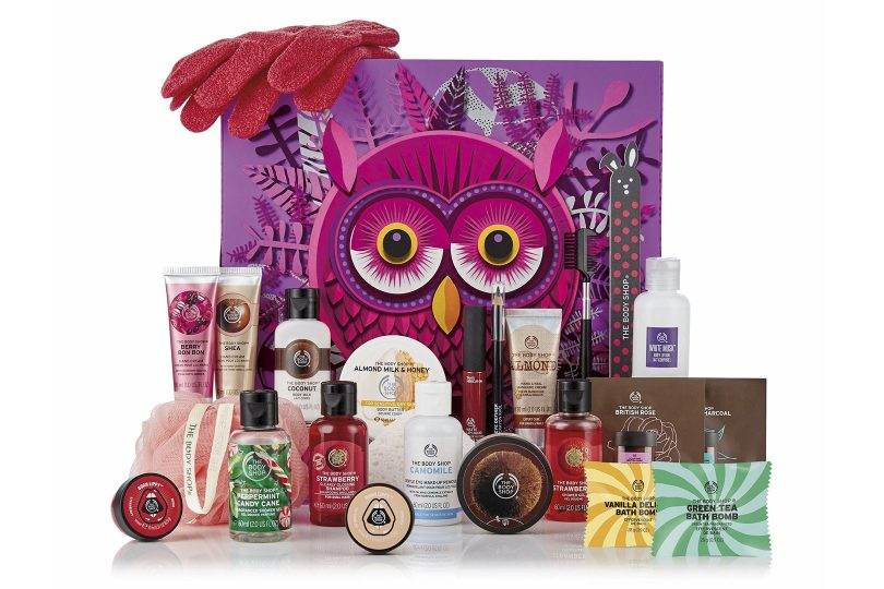 Adventskalender The Body Shop 24 Days of The Enchanted Advent Calendar