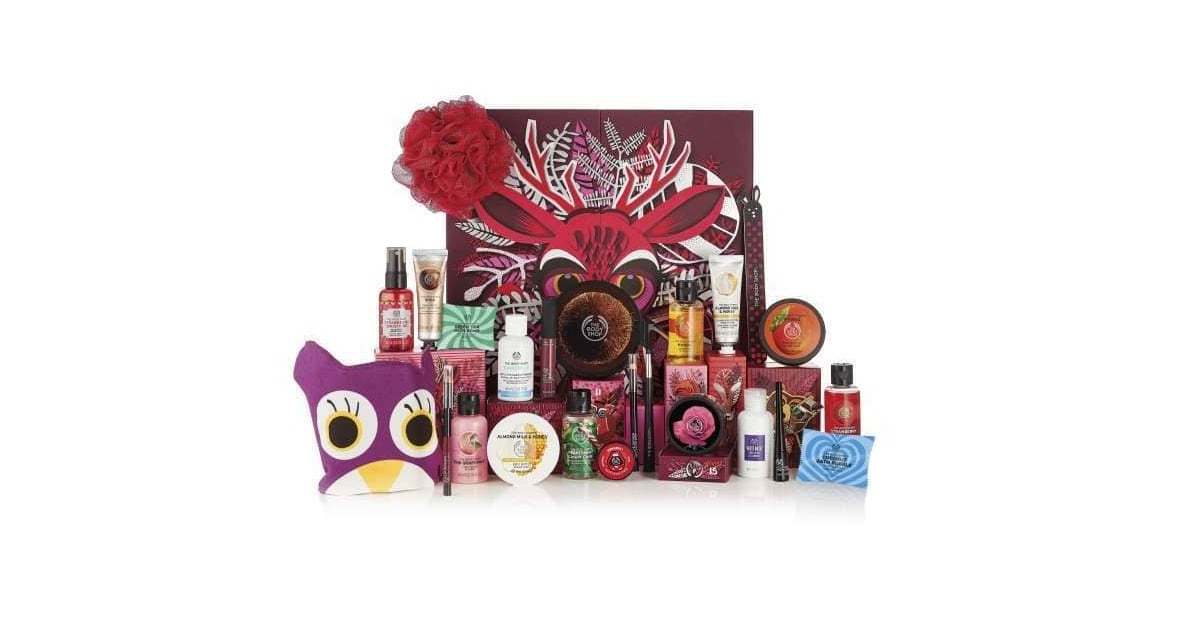 Adventskalender The Body Shop 24 Days of The Enchanted Deluxe Advent Calendar