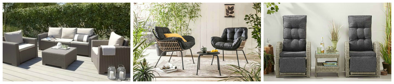 Allibert Le Sud SenS-Line Relax loungesets Leen Bakker