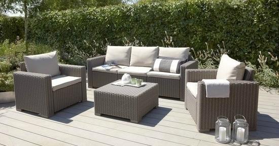 Wonen 9 x de mooiste loungeset inspiratie i 39 m feeling good - Loungeset balkon ...
