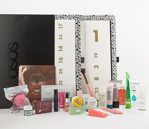 Asos Face + Body Adventskalender