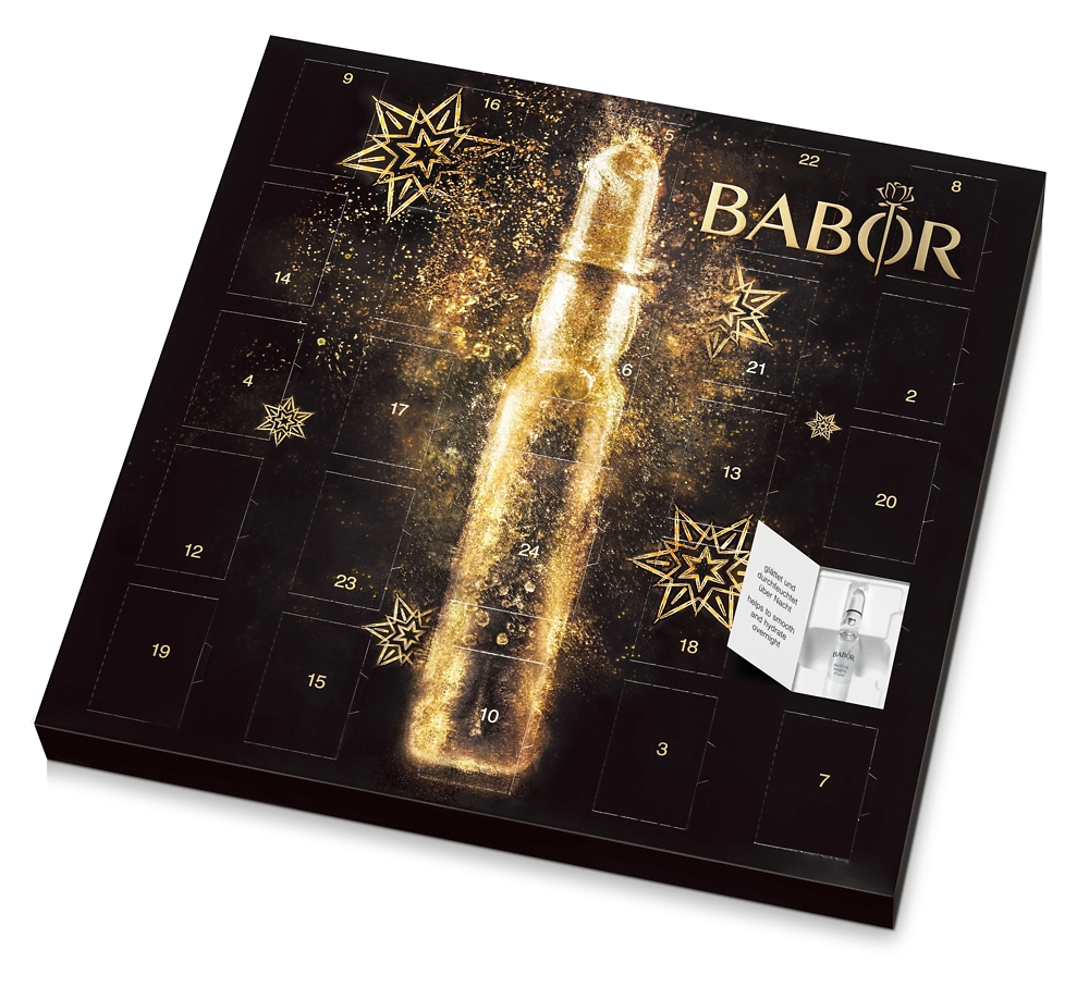 Babor Adventskalender 2017