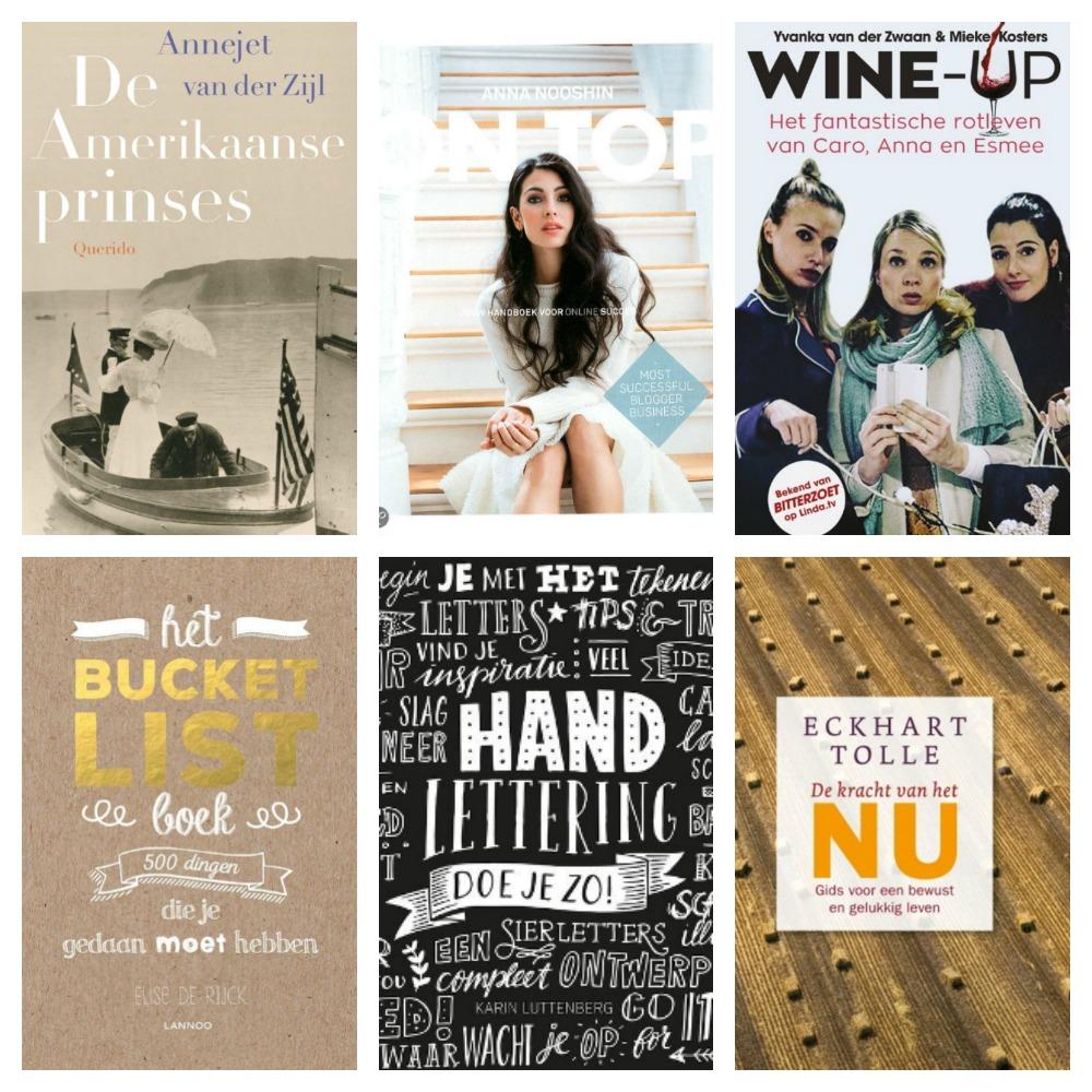 Read & Relax | 6 boekentips voor een ontspannen lente!