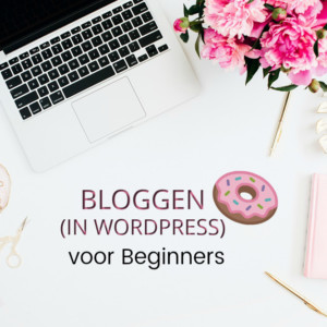 Bloggen (in Wordpress) voor beginners foto