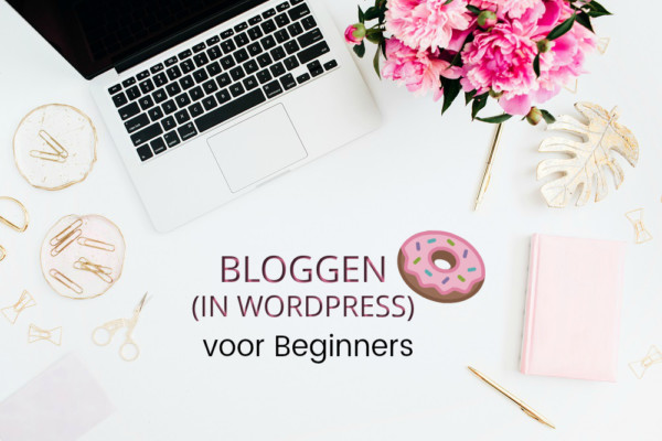 Bloggen (in Wordpress) voor beginners foto