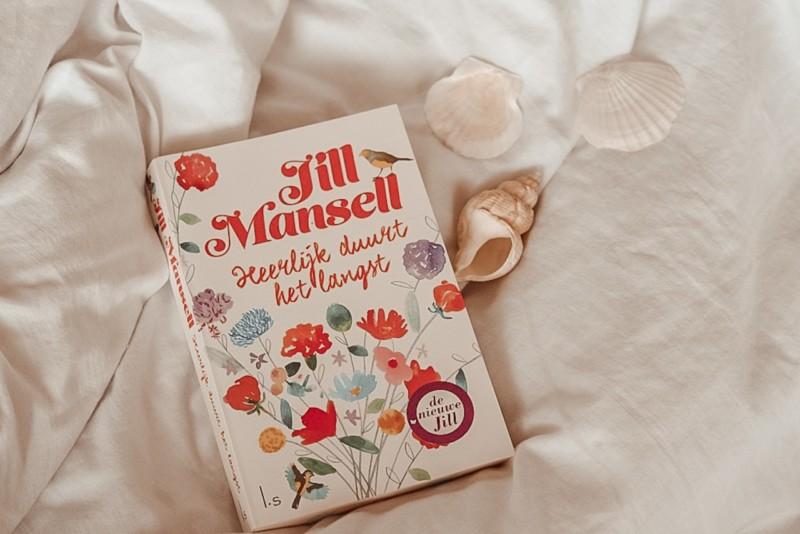Boekrecensie: Heerlijk duurt het langst van Jill Mansell