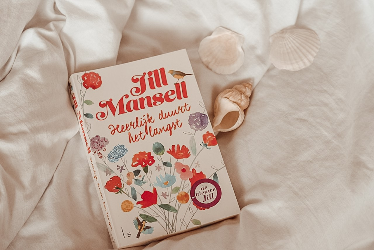 Boekrecensie Heerlijk duurt het langst van Jill Mansell