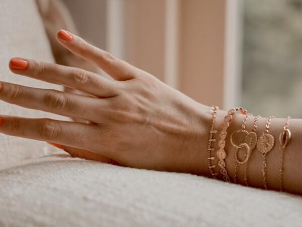 Bohemian armbanden set