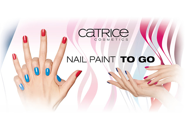 PREVIEW | NAIL PAINT TO GO LIMITED EDITION by CATRICE