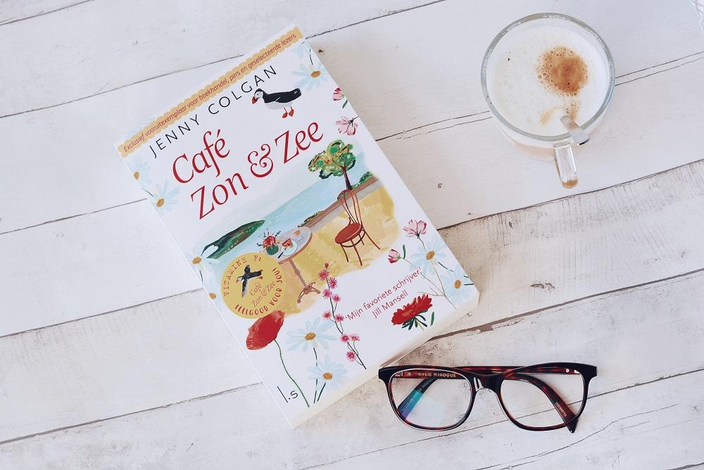 Café Zon & Zee van Jenny Colgan