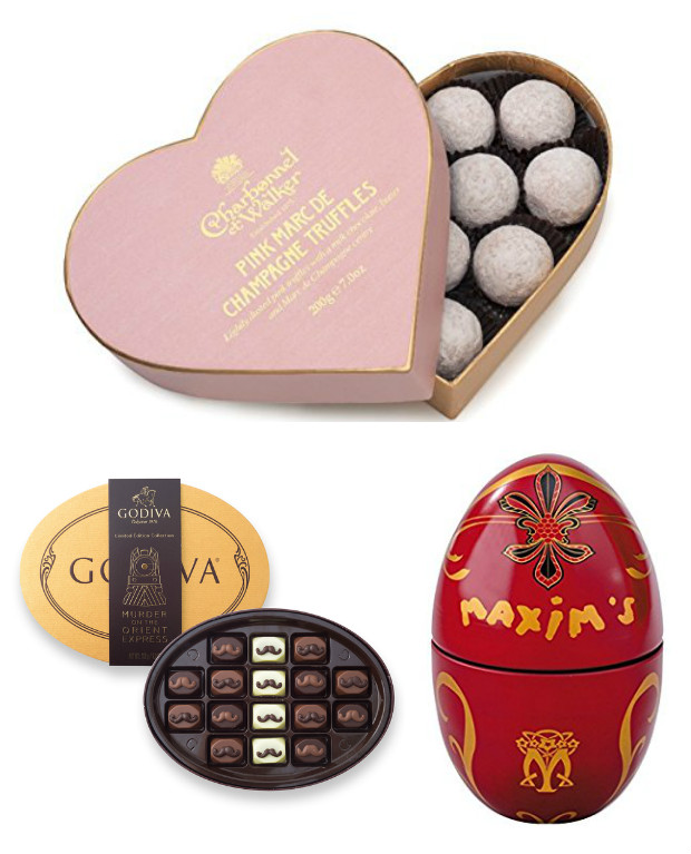 Chocolade Bijenkorf