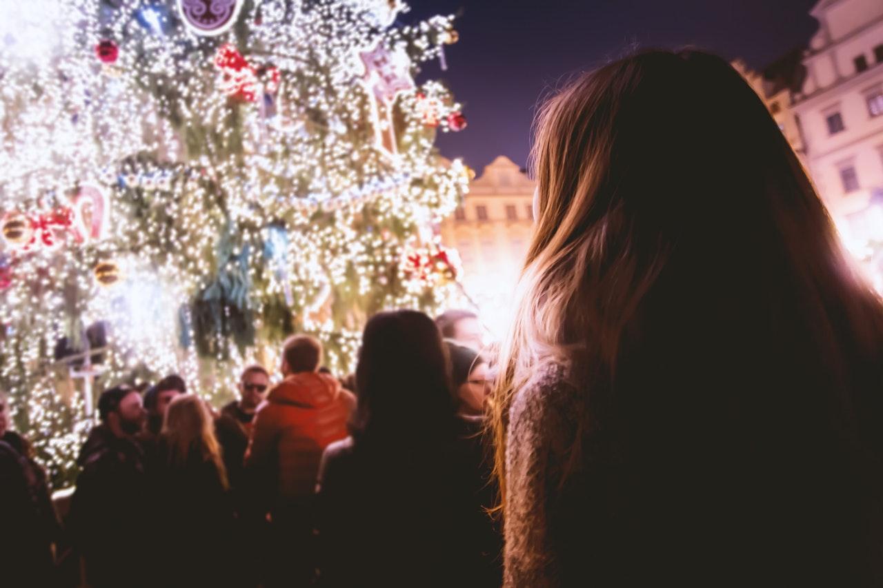 Christmas market image