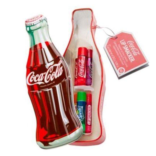 Coca-Cola Geschenkverpakking Vintage Bottle Tin Box