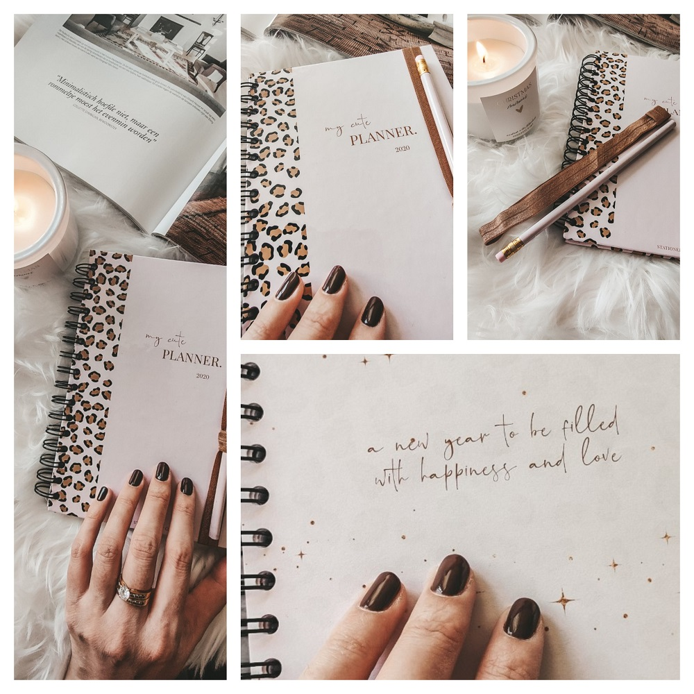 Collage 1 My Cute Planner 2020
