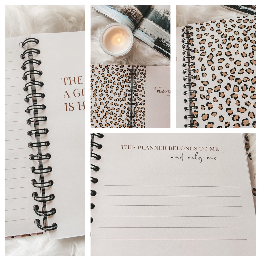 Collage 3 My Cute Planner 2020