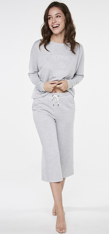 Culotte & Sweater print Hunkemöller