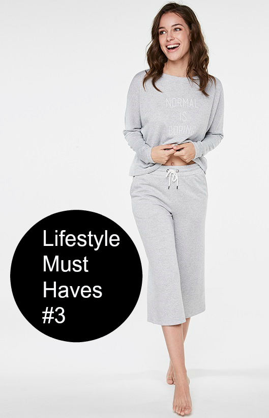 Lifestyle Must Haves #3