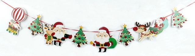DIY Kerstslinger - Santa Claus image