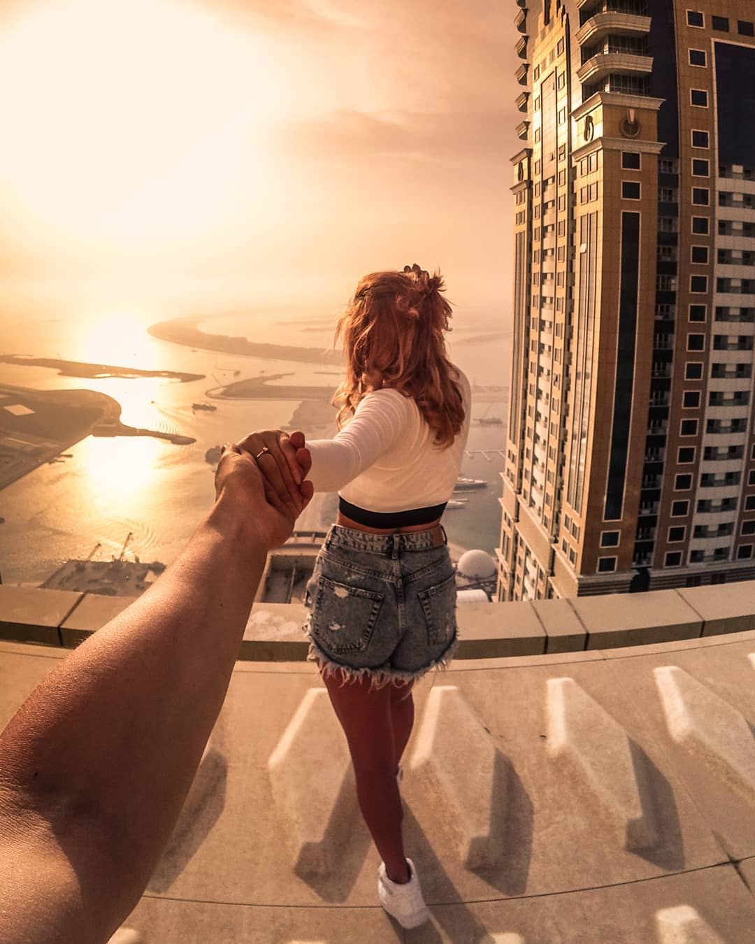 Dit zijn de mooiste 'rooftop'-uitzichten op Instagram - I'm Feeling Good 1