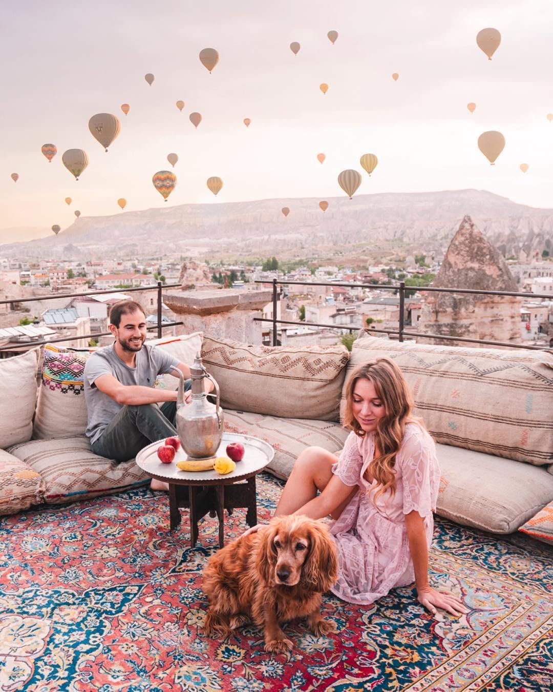 Dit zijn de mooiste 'rooftop'-uitzichten op Instagram - I'm Feeling Good 5
