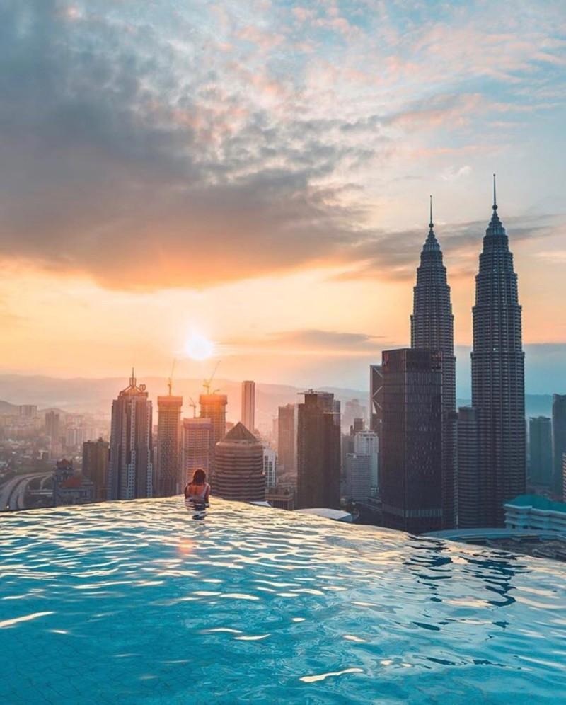 Dit zijn de mooiste 'rooftop'-uitzichten op Instagram