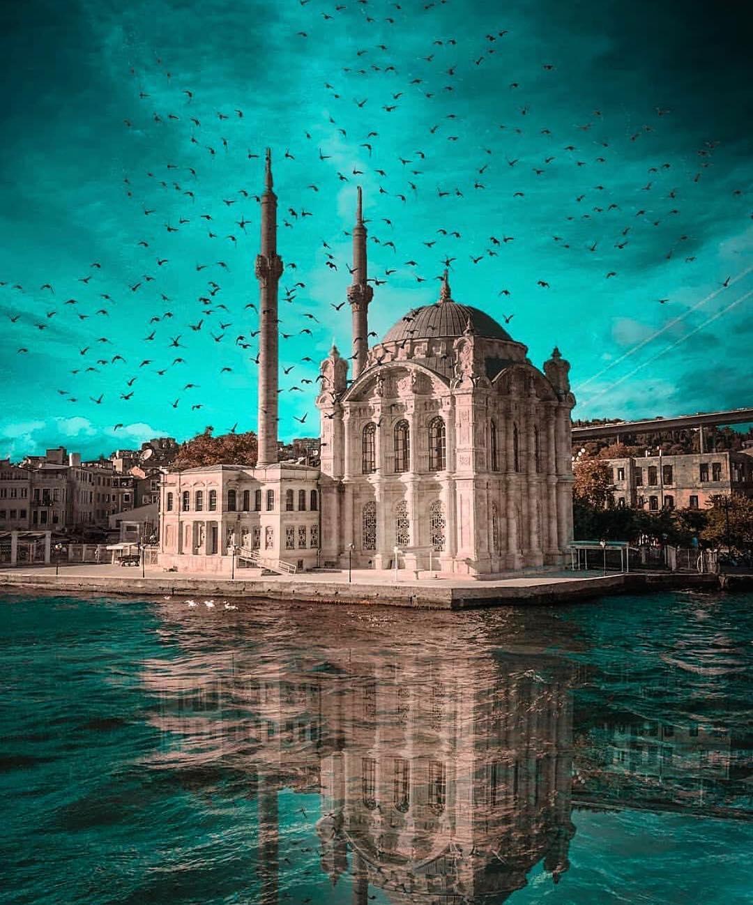 Dolmabahçe Sarayı, Istanbul