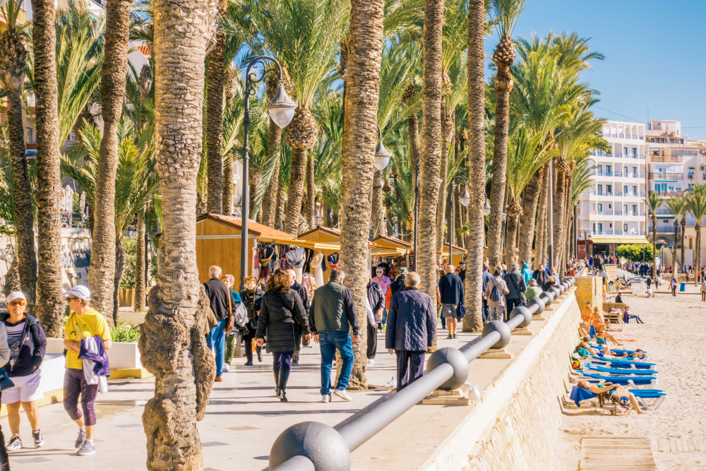 Drie fijne 'feel good'-bestemmingen in de winter - Benidorm