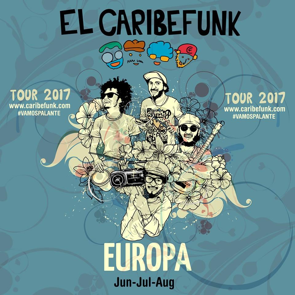 El Caribefunk Tour