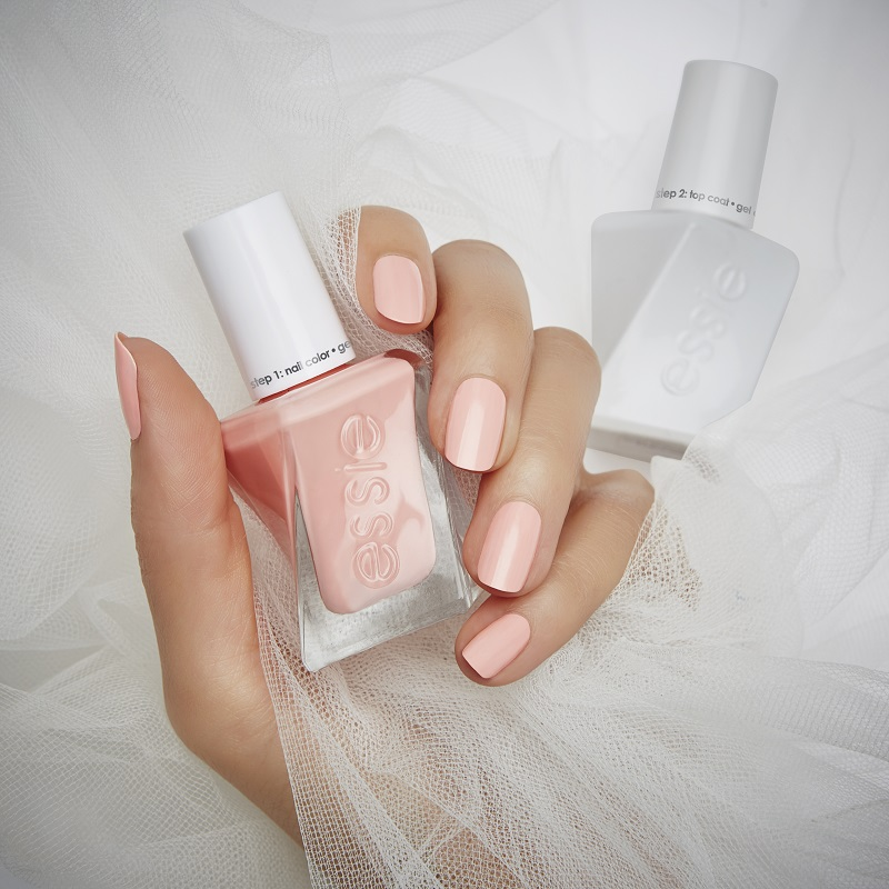 Essie Ballet Nudes Hold the Position