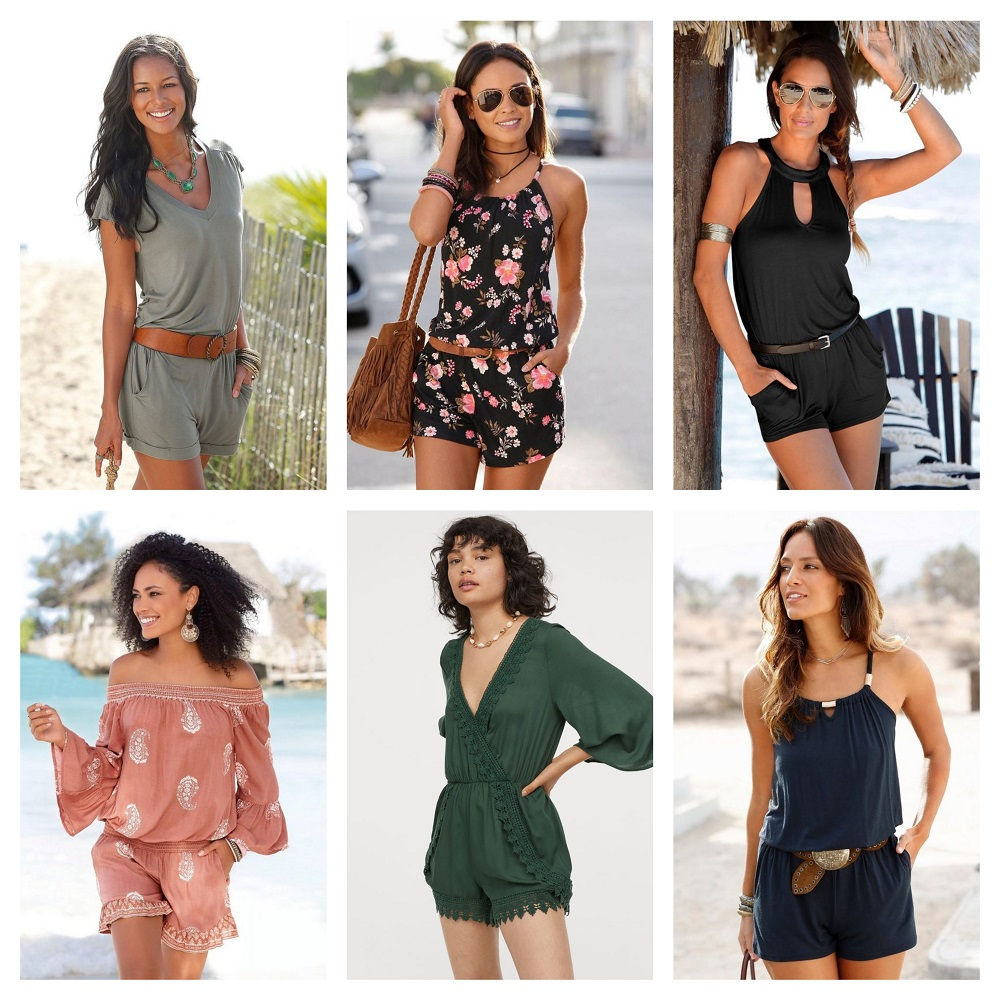 Fashion Inspiratie 12 x de mooiste jumpsuits 2019 (playsuits)