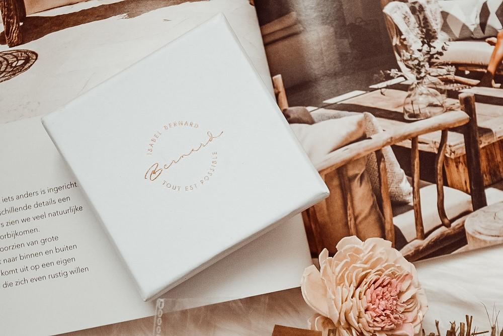Fashion accessoires | Gouden oorbellen van Isabel Bernard