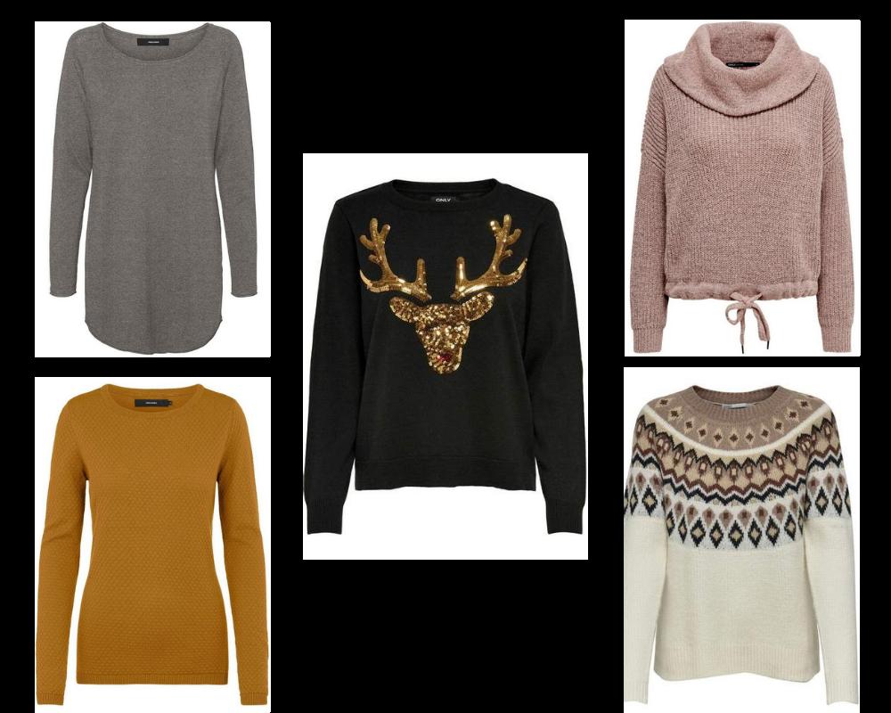 Fashion inspiratie 10 x de mooiste truien voor de winter