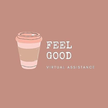 Feel Good Virtual Assistance logo
