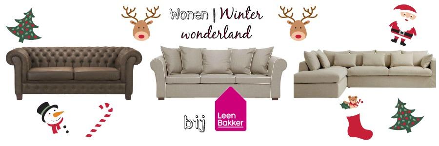 Wonen | Winter Wonderland bij Leenbakker!