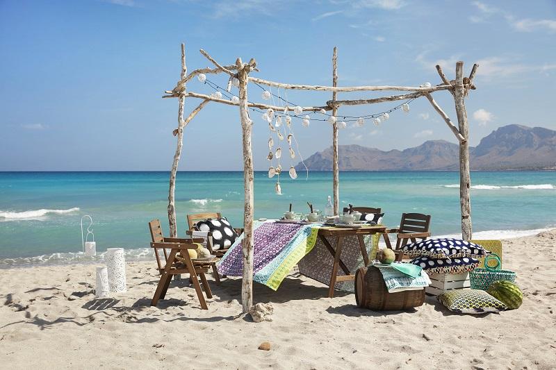 IKEA laat je dromen van zwoele zomerdagen op het strand