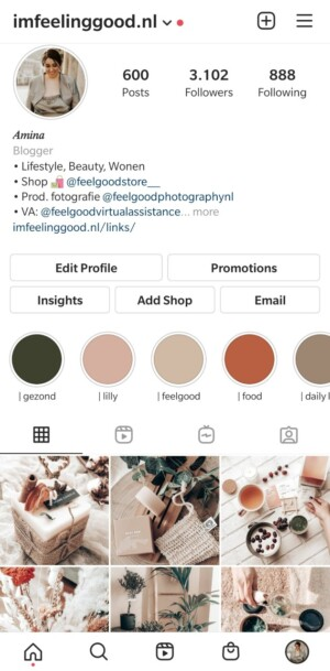 How to: Instagram Highlight Covers maken in de kleuren van je feed