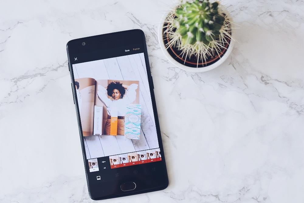 Hoe ik mijn Instagram foto's bewerk
