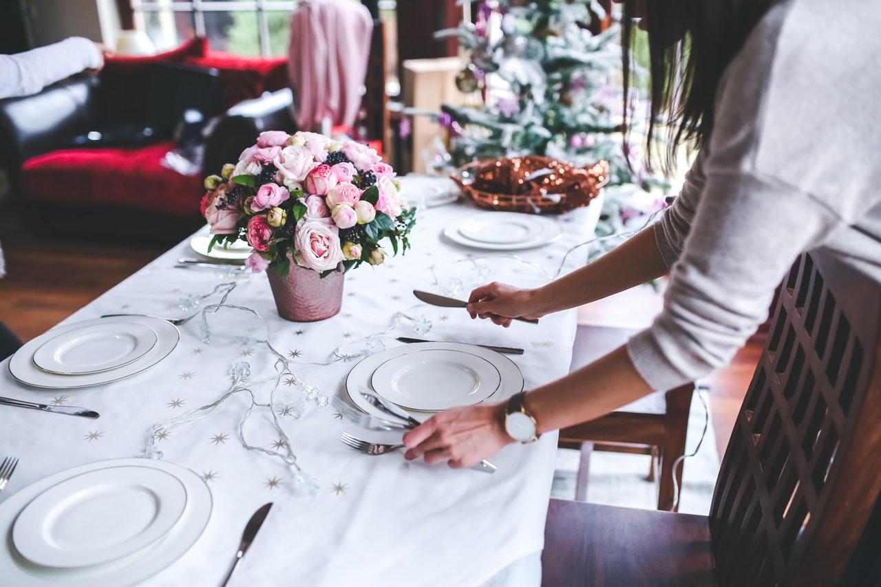 5 tips voor een stressvrij kerstdiner wanneer je geen keukenprinses bent