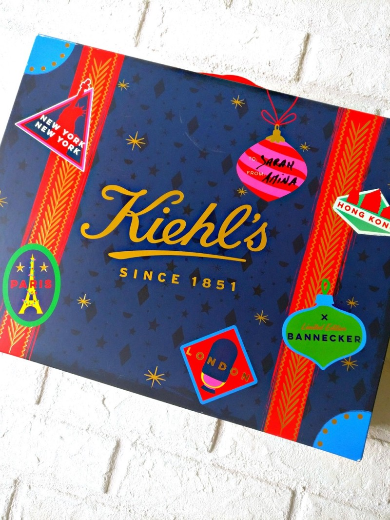Kiehl's 2018 Limited Edition Adventskalender